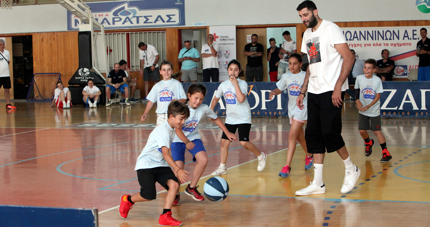 bourousis 27 zagori basketball camp